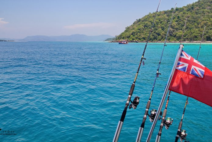 Fishing In The Gulf of Thailand